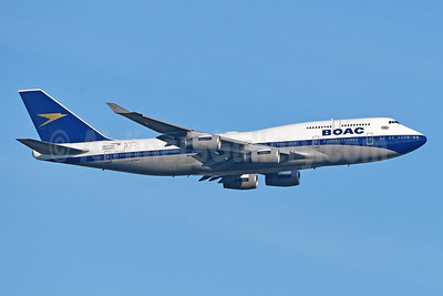 BOAC (British Airways) Boeing 747-436 G-BYGC (msn 25823) (British Airways 100 1919-2019) YYZ (TMK Photography). Image: 947741.