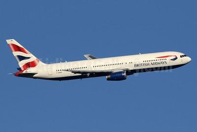 British Airways Boeing 767-336 G-BNWB (msn 24334) LHR (SPA). Image: 936410