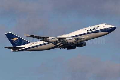 BOAC (British Airways) Boeing 747-436 G-BYGC (msn 25823) (British Airways 100 1919-2019) JFK (TMK Photography). Image: 952262.