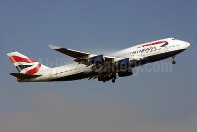 British Airways Boeing 747-436 G-BNLC (msn 23910) LHR (Antony J. Best). Image: 902029.