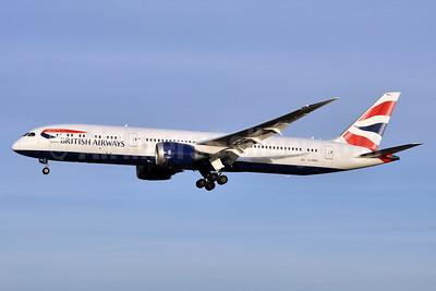 British Airways Boeing 787-9 Dreamliner G-ZBKL (msn 38628) BWI (Tony Storck). Image: 935738.
