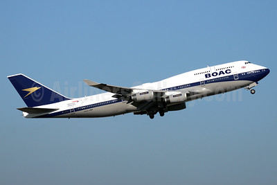 """British Airways 100 1919 - 2019"", BOAC version of legendary predecessor airlines"