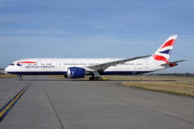 British Airways Boeing 787-9 Dreamliner G-ZBKF (msn 38622) LHR (Antony J. Best). Image: 935140.