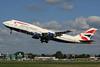 British Airways Boeing 747-436 G-BNLO (msn 24057) LHR (SPA). Image: 935858.