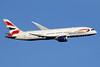 British Airways Boeing 787-8 Dreamliner G-ZBJG (msn 38614) LHR (SPA). Image: 936270.