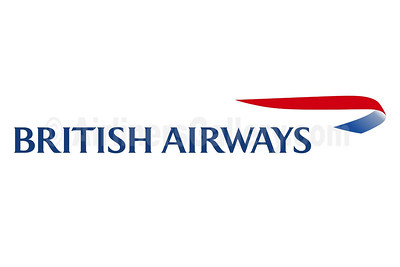 1. British Airways logo