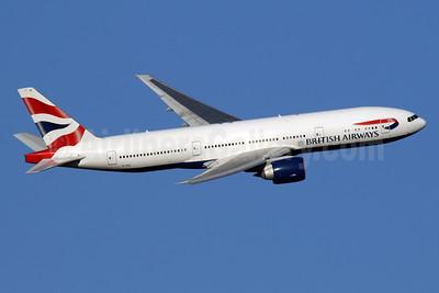 British Airways Boeing 777-236 ER G-VIIE (msn 27487) LHR (SPA). Image: 936781.