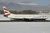 British Airways Boeing 737-436 G-GBTB (msn 25860) GVA (Paul Denton). Image: 923017.