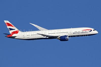 British Airways Boeing 787-9 Dreamliner G-ZBKC (msn 38621) LHR (SPA). Image: 936262.