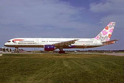 Airline Color Scheme - Introduced 1997 (Spring - Primavera - Romania)