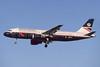 British Airways Airbus A320-111 G-BUSC (msn 008) LHR (SPA). Image: 930891.