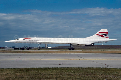 British Airways Aerospatiale-BAC Concorde 102 G-BOAE (msn 212) YYZ (TMK Photography). Image: 913002.