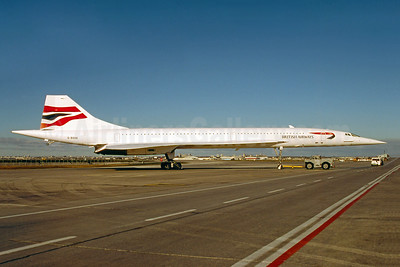 British Airways Aerospatiale-BAC Concorde 102 G-BOAB (msn 208) YYZ (TMK Photography). Image: 944219.