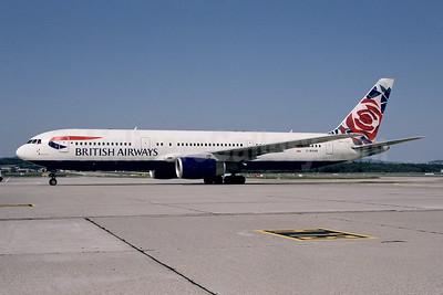 British Airways Boeing 767-336 ER G-BNWB (msn 24334) (Chelsea Rose - England) ZRH (Ton Jochems). Image: 955480.