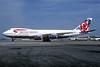 British Airways Boeing 747-236B G-BDXK (msn 22303) (Chelsea Rose - England) LHR (SPA). Image: 935960.