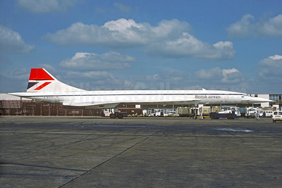 British Airways Aerospatiale-BAC Concorde 102 G-BOAC (msn 204) LHR (Christian Volpati Collection). Image: 927106.