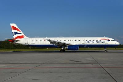 British Airways Airbus A321-231 G-MEDJ (msn 2190) ZRH (Rolf Wallner). Image: 934859.