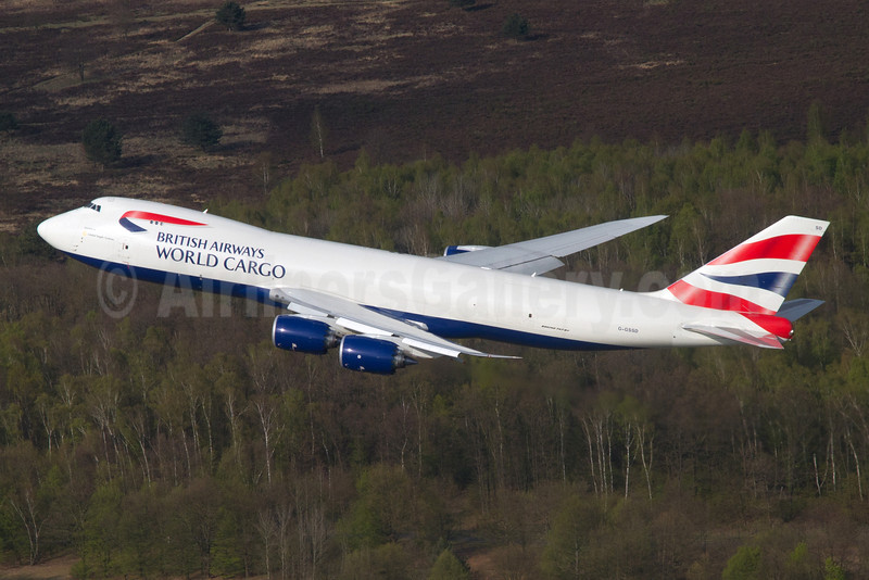Airline Color Scheme - Introduced 1997 (British Airways)