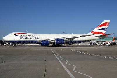 British Airways World Cargo (Global Supply Systems) (Atlas Air) Boeing 747-87UF G-GSSF (msn 37569) STN (Pedro Pics). Image: 908912.