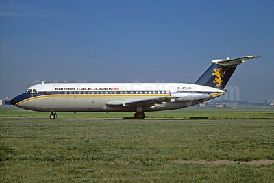 British Caledonian Airways BAC 1-11 201AC G-ASJH (msn 012) LBG (Christian Volpati). Image: 948742.