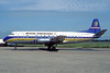 British Caledonian Airways (British Air Ferries) Vickers Viscount 806 G-AOYR (msn 266) (Christian Volpati Collection). Image: 934080.