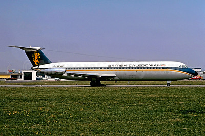 British Caledonian Airways BAC 1-11 530FX G-AZMF (msn 240) LBG (Christian Volpati). Image: 900777.