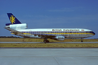 British Caledonian Airways McDonnell Douglas DC-10-30 G-BHDJ (msn 47840) ATL (Christian Volpati Collection). Image: 934078.