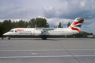 British Airways-CityFlyer Express BAe RJ100 (146-RJ100) G-CFAH (msn E3384) CDG (Christian Volpati). Image: 935982.