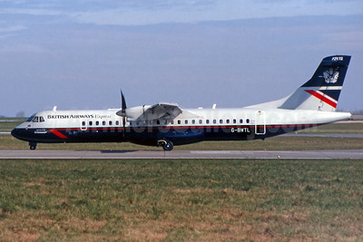 British Airways Express-CityFlyer Express ATR 72-222 G-BWTL (msn 441) DUB (SM Fitzwilliams Collection). Image: 935977.
