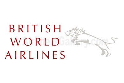 1. British World Airlines logo