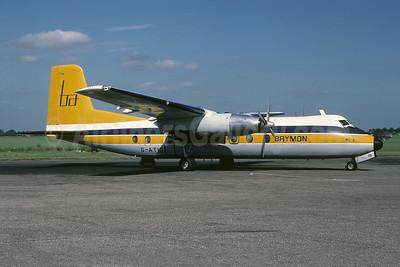 Brymon Airways Handley Page Herald 214 G-ATIG (msn 177) (Richard Vanderford). Image: 946330.