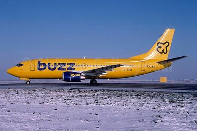 Buzz Boeing 737-3Q8 G-BZZE (msn 26310) (Pepscl). Image:941427.