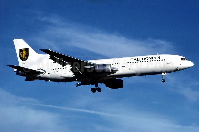 Caledonian Airways (2nd) (Air Atlanta Icelandic) Lockheed L-1011-385-1-15 TriStar 100 TF-ABM (msn 1072) PMI (Javier Rodriguez). Image: 929837.