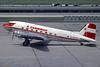 Cambrian Airways Douglas C-47A-DK (DC-3) G-AHCZ (msn 11924) LBG (Jacques Guillem Collection). Image: 934100.