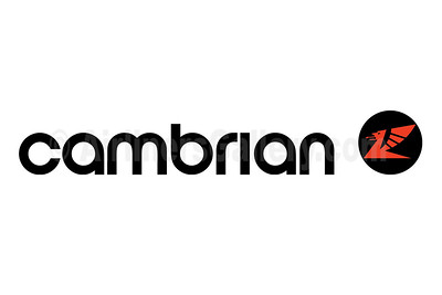 1. Cambrian Airways logo