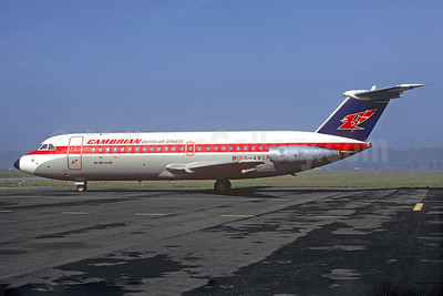 Delivered on April 4, 1970 - Airline Color Scheme - Introduced 1968