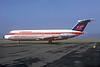 Delivered on April 4, 1970 - Airline Color Scheme - Introduced 1968