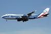 CargoLogicAir-CLA Boeing 747-446F G-CLAA (msn 33749) STN (Antony J. Best). Image: 932317.