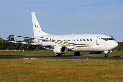 Cello Aviation Boeing 737-476 G-RAJG (msn 24439) SEN (Keith Burton). Image: 943943.