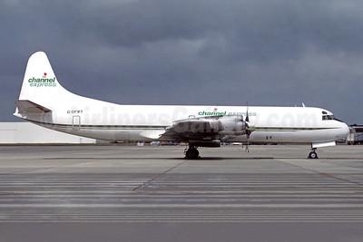 Channel Express Lockheed 188C (F) Electra G-OFRT (msn 1075) CDG (Christian Volpati). Image: 952950.