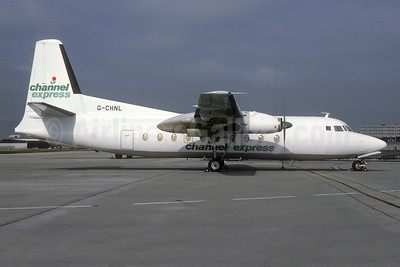 Crashed on approach to Guernsey into a house on January 12, 1999, 2 killed