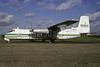 Channel Express Handley Page Herald 401 G-BEYF (msn 175) BOH (Richard Vandervord). Image: 911722.