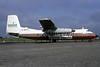 Channel Express Handley Page Herald 401 G-BEYF (msn 175) (Elan Air colors) BOH (Richard Vandervord). Image: 911723.