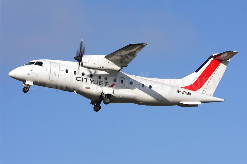 CityJet (ScotAirways) Dornier 328-110 G-BWWT (msn 3022) SEN (Keith Burton). Image: 901420.