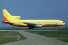 """Court Line Aviation (Eastern Airlines) Lockheed L-1011-385-1 TriStar 1 G-BAAA (msn 1024) """"Halcyon Days"""" LGW (Jacques Guillem Collection). Image: 921678."""