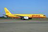DHL Air (UK) Boeing 757-236 (F) G-BIKM (msn 22184) LHR. Image: 929389.