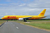 DHL Air (UK) (Tasman Cargo Airlines) Boeing 757-236 (F) G-BMRJ (msn 24268) BNE (Peter Gates). Image: 906523.