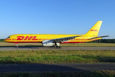 DHL Air (UK) Boeing 757-236 (F) G-BIKK (msn 22182) NTE (Paul Bannwarth). Image: 929388.