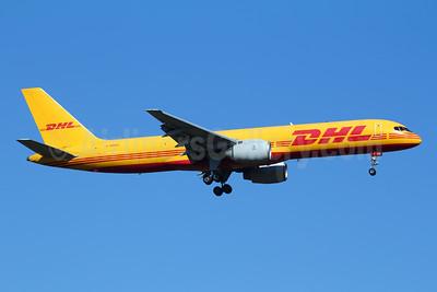 DHL Air (UK) Boeing 757-236 (F) G-BMRA (msn 23710) FRA (Marcelo F. De Biasi). Image: 950092.