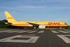 DHL Air (UK) Boeing 757-236 (F) G-BMRE (msn 24074) (F1 Official Logistics) QLA (Antony J. Best). Image: 934223.